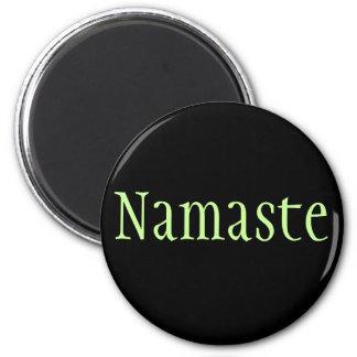 Namaste Imán Redondo 5 Cm