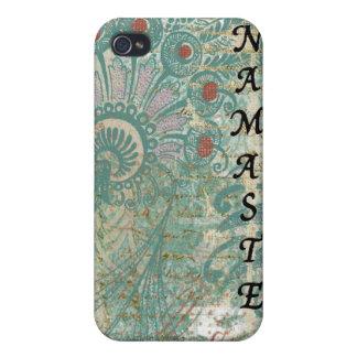 Namaste iPhone 4/4S Case
