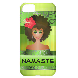 Namaste iphone case cover for iPhone 5C