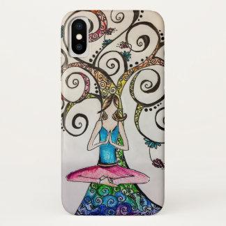 Namaste iphone X case