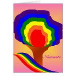 Namaste Life's Feast Card