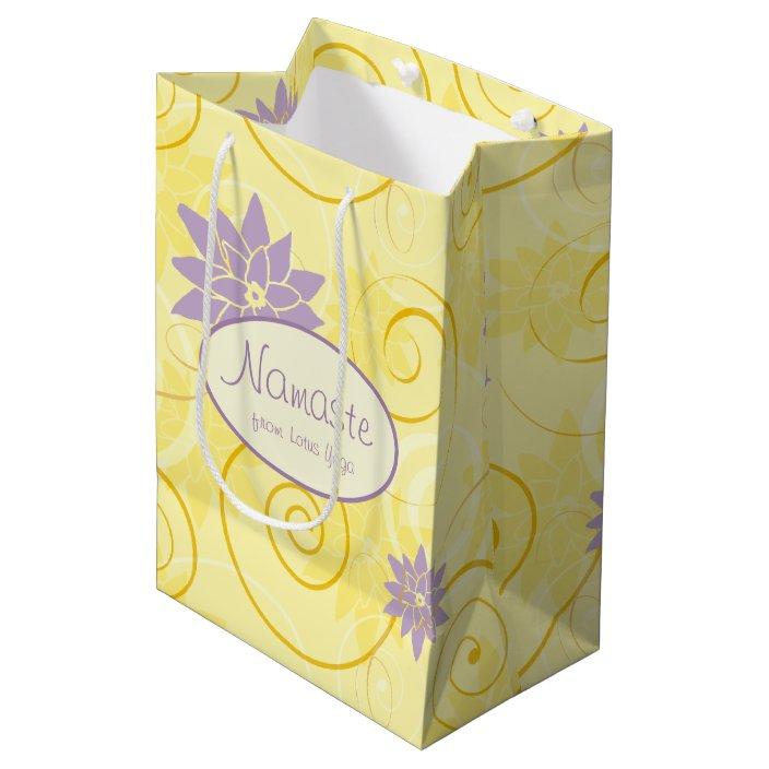 Lotus Flower Therapist Bag