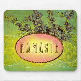 Namaste Mouse Pad