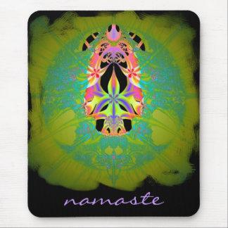 """""""Namaste"""" - Mousepad Mousepad"""