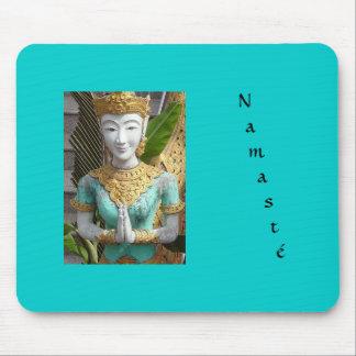 Namasté - mousepad tapete de ratón