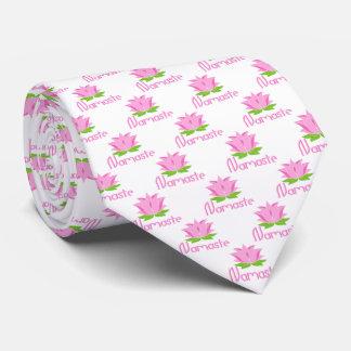 Namaste Neck Tie