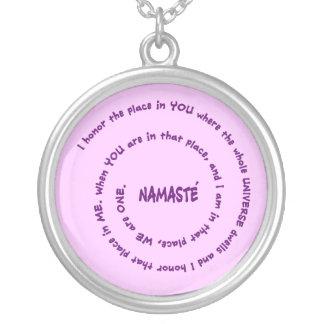 Namaste Pendants
