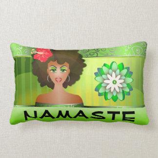 Namaste oblong lumbar pillow