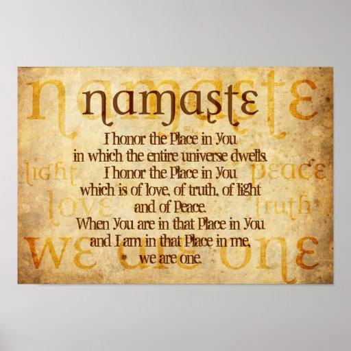 Namaste Impresiones