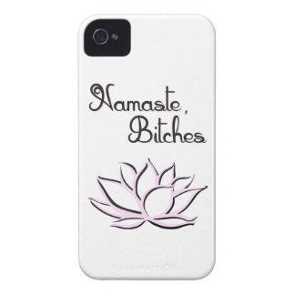 Namaste, perras carcasa para iPhone 4 de Case-Mate