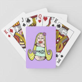 Namaste Playing Cards