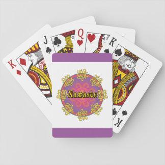 Namaste Poker Cards
