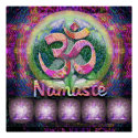 Namaste Poster (<em>$25.00</em>)