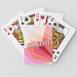 Namaste Prism Poker Deck