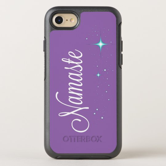 best authentic 747a7 0bf5b Namaste Purple Otterbox iPhone