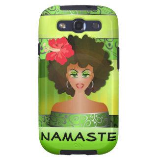 Namaste Samsung Galaxy case Samsung Galaxy S3 Cover