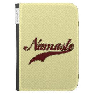 Namaste Stylish Red Burgundy Cases For The Kindle