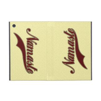 Namaste Stylish Red Burgundy Covers For iPad Mini
