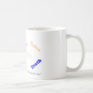 namaste taza básica blanca