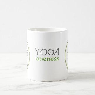 Namaste - taza de la yoga