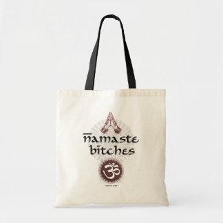 Namaste Tote Tote Bags