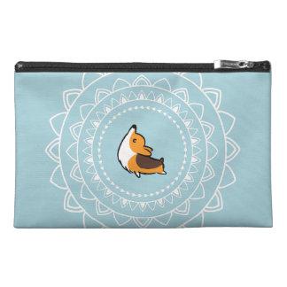 Namaste Tricolor Corgi Accessory Bag