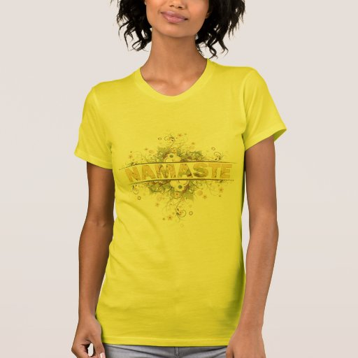 Namaste Vintage Floral Shirt