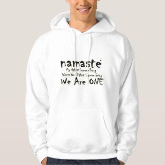 NAMASTE WE ARE ONE SWEATSHIRT