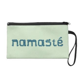 Namaste Wristlet