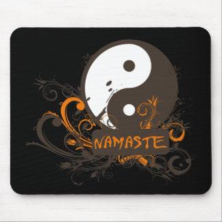 Namaste Yin Yang Alfombrilla De Raton