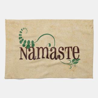 Namaste Yoga Hand Towel