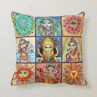Namaste Yoga Pillow