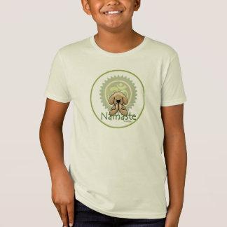 Namaste - yoga T-shirt