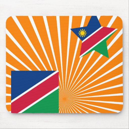 Nambia Star Mouse Pad
