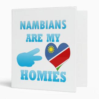 "Nambians es mi Homies Carpeta 1"""