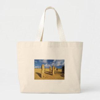 Nambung National Park Pinnacles Tote Bag