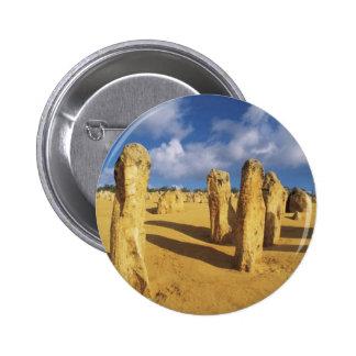 Nambung National Park Pinnacles Buttons