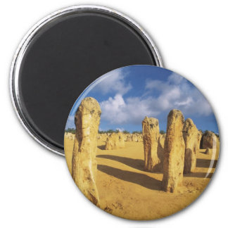Nambung National Park Pinnacles Fridge Magnet