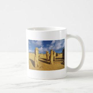 Nambung National Park Pinnacles Classic White Coffee Mug