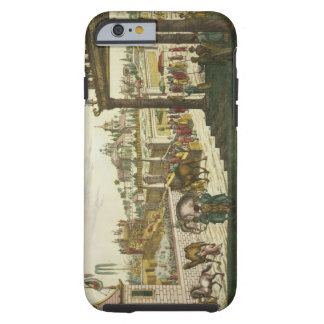 Namchas Place in Lahore, showing the golden throne Tough iPhone 6 Case