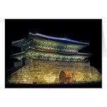 Namdaemun Gate Seoul Cards
