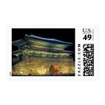 Namdaemun Gate Seoul Postage Stamp