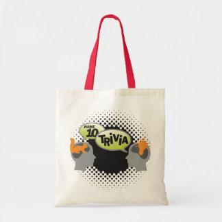 Name 10 Trivia Tote Bags