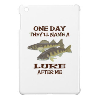 NAME A LURE AFTER ME iPad MINI CASES