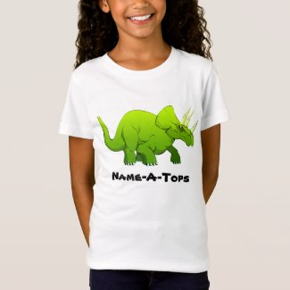 Name-A-Tops - Kid's T-Shirt