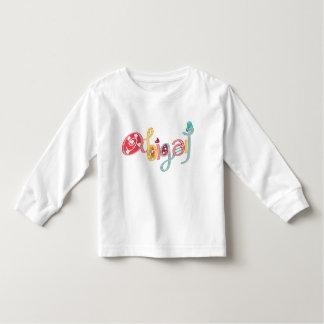 name Abigail Toddler T-shirt