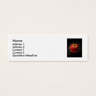 Name, Address 1, Address 2, C... Mini Business Card