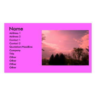 Name, Address 1, Address 2, Contact 1, Con... Business Card Templates