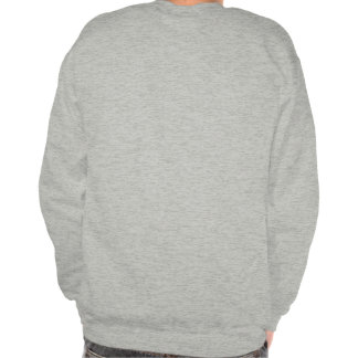 Name and Number custom sweatshirt