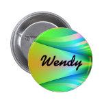 name badge pins
